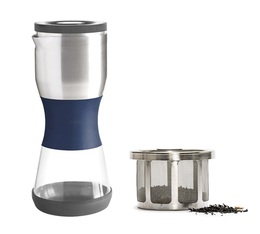 Pack Cafetière Duo coffee steeper bleue + Infuseur à thé - Fellow