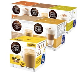 Nescafé Dolce Gusto pods Milk Coffee Introductory Offer x 72 servings