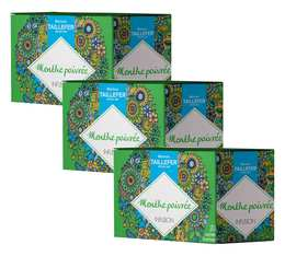 Maison Taillefer Peppermint infusion - 60 sachets