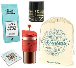 Pack Cadeau Travel Press - By Zoé