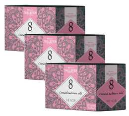 Pack Thé noir caramel en sachet- Maison Taillefer - 3 boîtes de 20 sachets