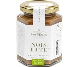 Pâte à tartiner Praline/Noisette - Sans huile de palme - 200gr - Café Tasse