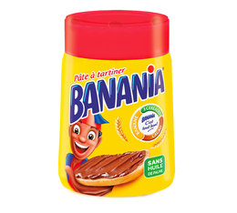 Banania chocolate spread - Palm oil free - 400g