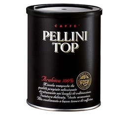 Café moulu Pellini Top 100 % Arabica 250g