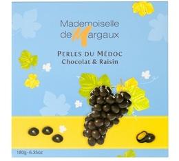 Perles du Médoc Chocolat Noir 58% - 180g - Mademoiselle de Margaux