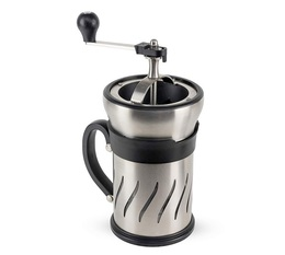 Peugeot Paris Press 2-in-1 Coffee grinder & Coffee Press