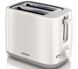 Grille-pain Philips Daily beige HD2595/00 2 fentes