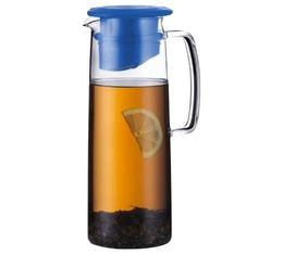 Pichet à thé glacé Biasca bleu de Bodum - 1.2 L