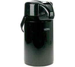 Pichet  Thermos à pompe isotherme Noir 1.3 L