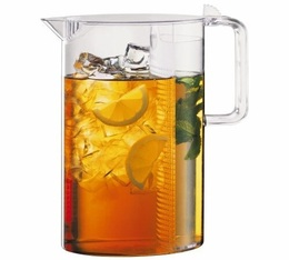 Ceylon iced tea jug with removable infuser - Bodum 1.5L