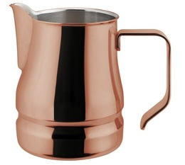 ILSA Cappuccino Evolution Milk jug copper colour - 60cl