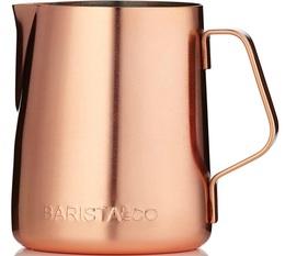 Pichet à lait 35cl cuivre - Barista & Co