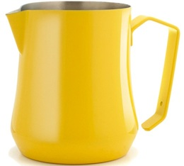 50cl stainless steel Milk jug - Yellow Tulip - Motta