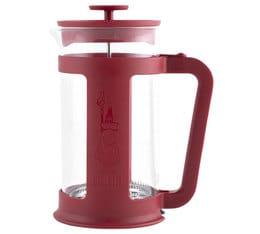 cafeti re piston bialetti smart rouge 1l 8 tasses. Black Bedroom Furniture Sets. Home Design Ideas