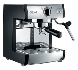 Machine expresso Graef Pivalla pour café moulu, Senseo