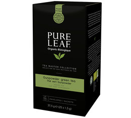 Gunpowder Green Tea - 25 pyramid tea bags - Pure Leaf