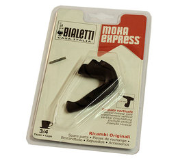 Bialetti spare handle & screw for 3 or 4 cups Moka Express moka pot