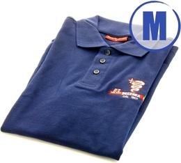 Polo bleu navy taille M - Bezzera