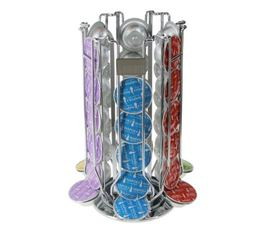 Porte-capsules TORRE pour 36 capsules Bialetti