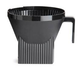 Porte-filtre noir pour cafetière filtre Moccamaster KB