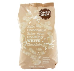 Chocolat en poudre 'Chocolat Blanc' 800g - One and Only