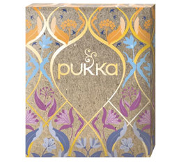 Pukka Selection Gift Box Organic Teas and Herbal Teas - 45 sachets