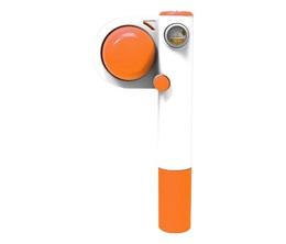 Handpresso pump pop pour café moulu et ESE orange