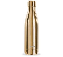 QWETCH insulated bottle Metallic Gold - 500ml