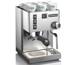 Machine expresso Rancilio Silvia V5-E 2019 + ' Cadeau Full Clean '