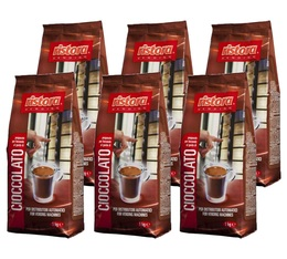 Ristora Hot Chocolate powder for vending machines - 6x1kg