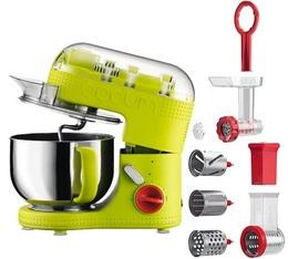 Kit Robot de cuisine Bodum Bistro 11381-565 Vert + hachoir + râpeuse
