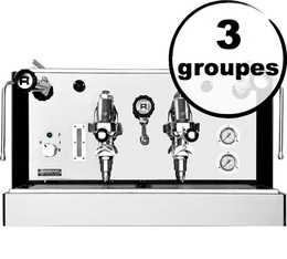 Machine espresso pro Rocket Espresso RE S 3 groupes