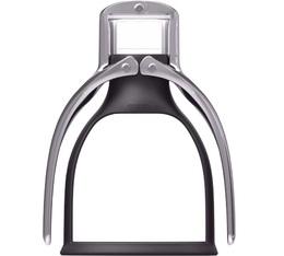 ROK Espresso machine noire et chrome - Bonne Affaire !