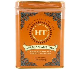 African Autumn Rooibos - 20 sachets - Harney&Sons