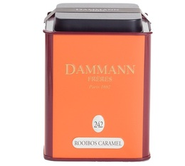 Boîte Dammann n°242 - Rooibos Caramel-Toffee - 100gr