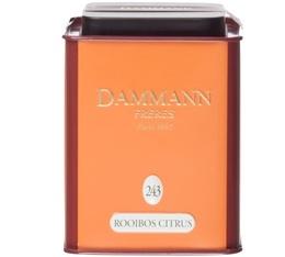 Boîte Dammann n°243 - Rooibos Citrus - 100gr