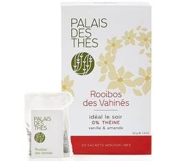 Rooibos des Vahinés * 20 mousselines - Palais des Thés