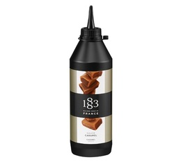 Sauce Topping Routin 1883 - Caramel - 500 ml
