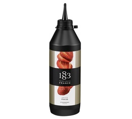 Sauce Topping Routin 1883 - Fraise - 500 ml