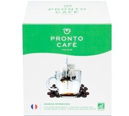 10 sachets de café - 100% Arabica Bio - Pronto Café