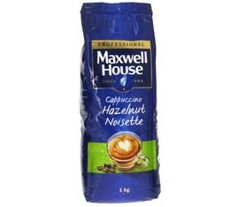 Maxwell House soluble café saveur noisette - 1kg