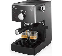 Machine expresso Saeco New Poemia Focus HD8423/11 + offre cadeau