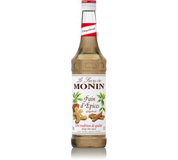 Sirop Monin - Pain d'épices - 70 cl