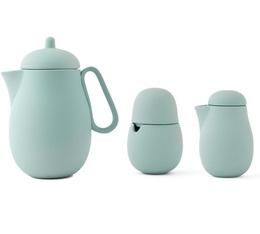 Service à thé Nina Stone Mint - Viva Scandinavia