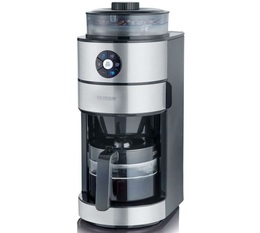 Cafetière filtre Severin KA 4811 avec broyeur + offre cadeaux