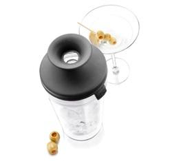Cocktail shaker gris foncé - Vacu Vin