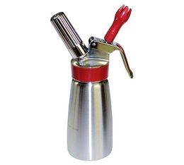 Siphon iSi 50 cl Gourmet Whip PLUS chaud/froid