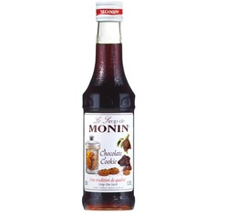 Sirop Monin - Chocolate Cookie - 25cl