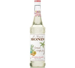 Sirop Monin - Curacao Triple Sec - 70 cl