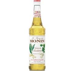 Sirop Monin - Noix de Macadamia - 70cl